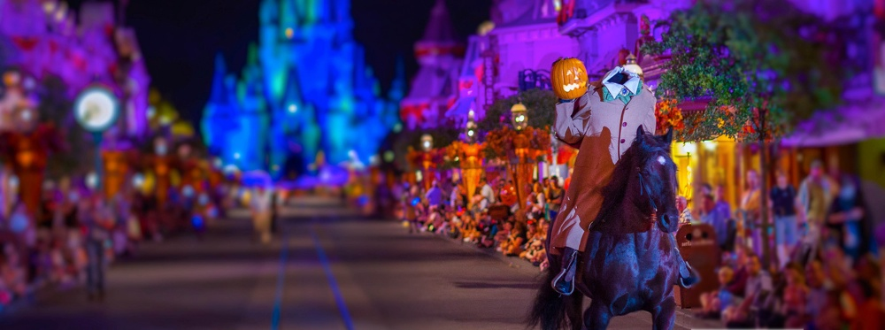 disney headless horseman