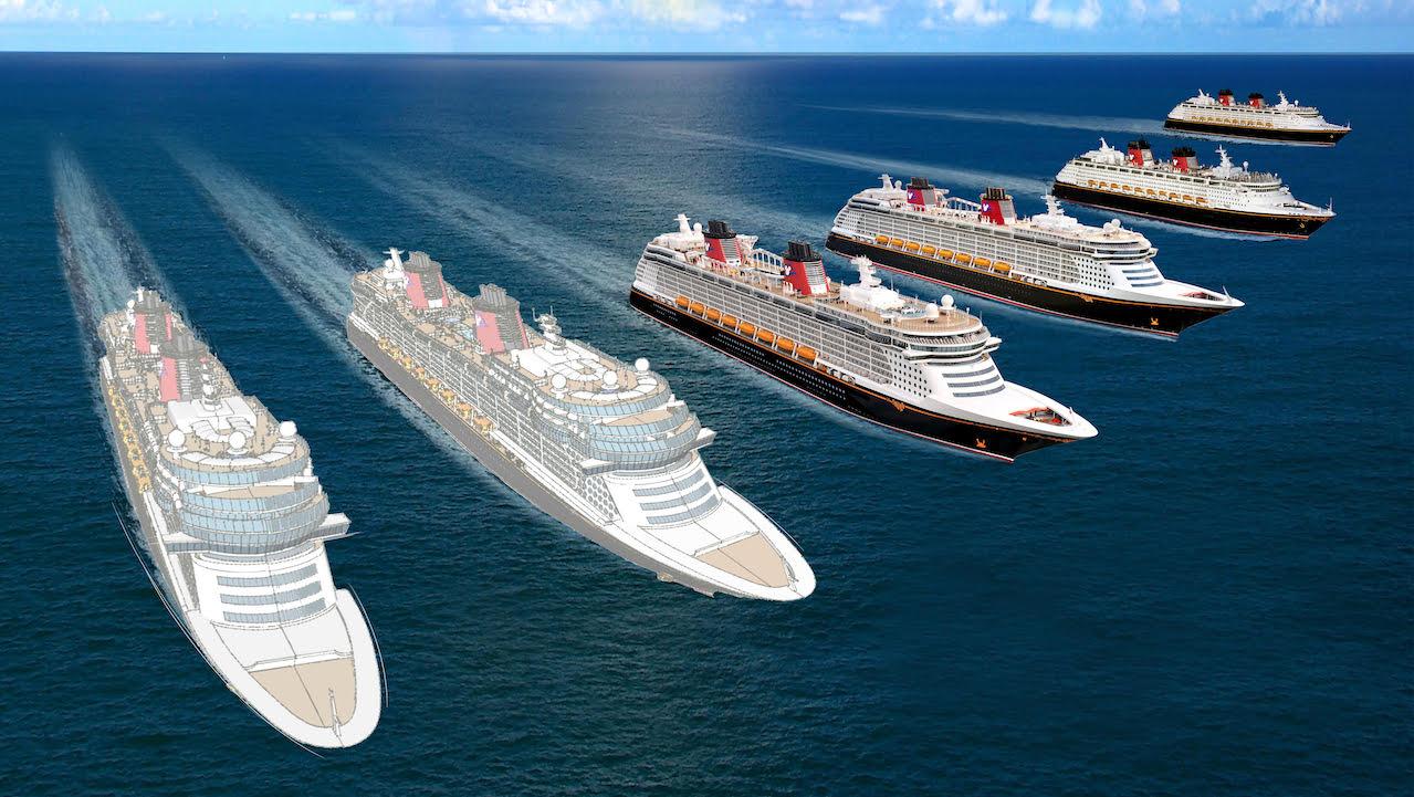 disney cruise new ships