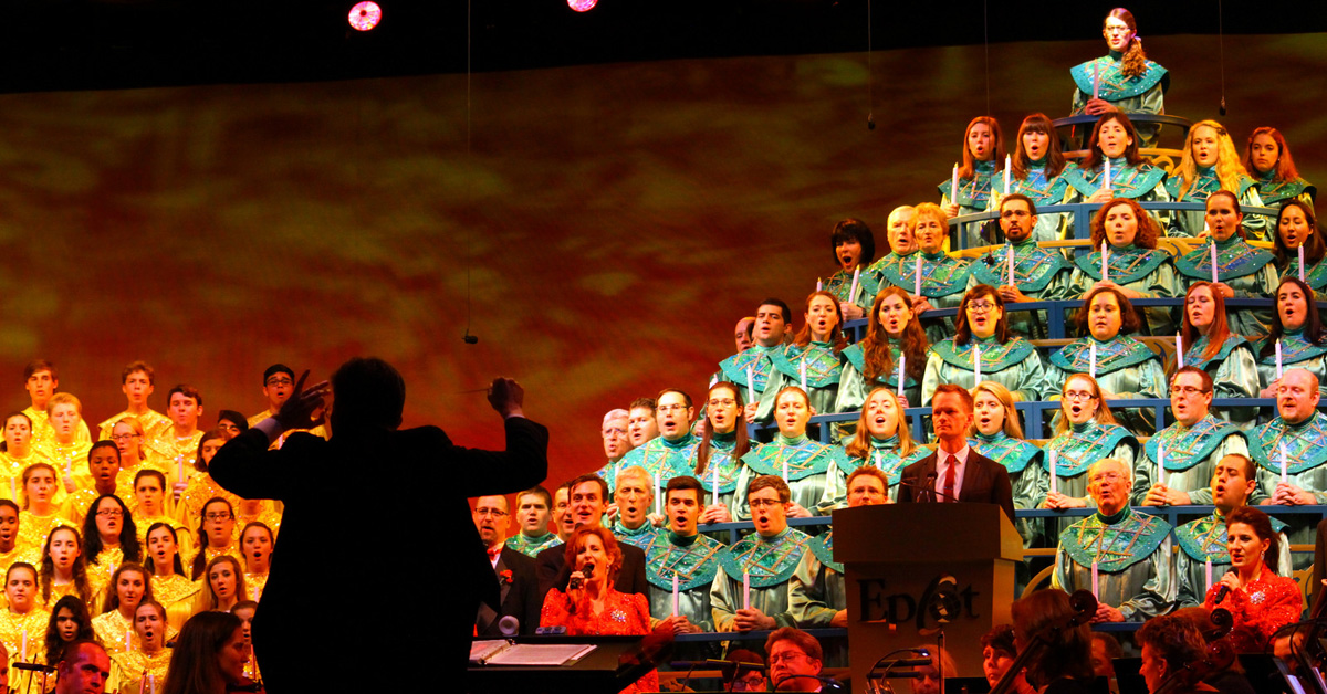 2017 candlelight processional