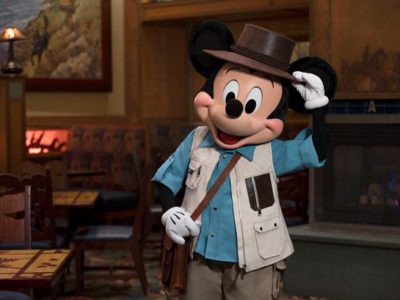 Two New Disneyland Character Breakfast Options
